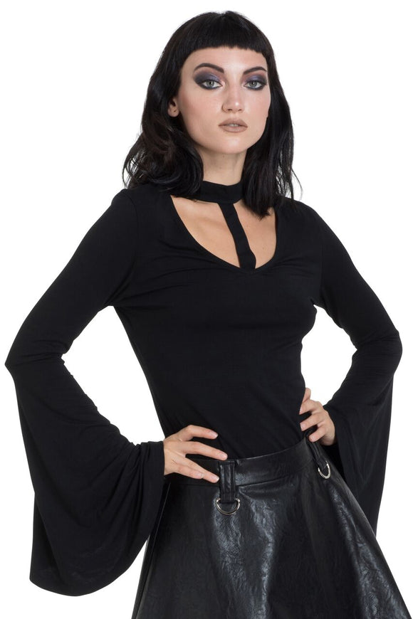 Mystic Bell Sleeve Top