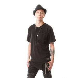 Fred Gothic Men's T-Shirt Black