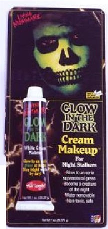 FUN WORLD GLOW IN DARK MAKEUP CREAM