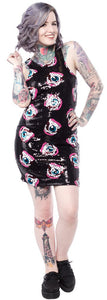 Eye'll Eat You Sequin Dress
