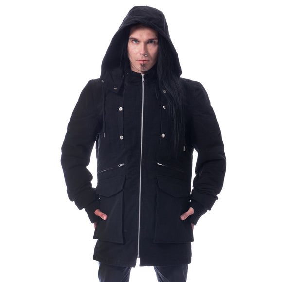 KNOCKOUT PARKA COAT