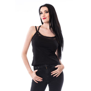 Llona Top Ladies Black