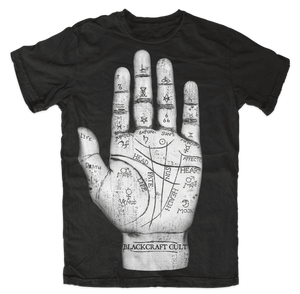 Blackcraft Palm Reader T-Shirt