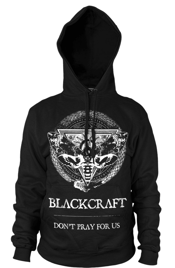 Blackcraft Protection Moth - Men's Hoodie Pullover Sweaters