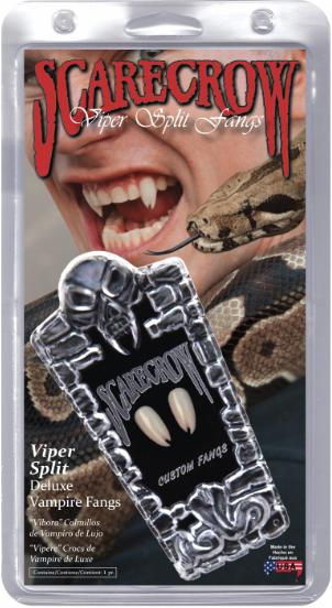 SCARECROW VIPER SPLIT FANGS CLAMPAC