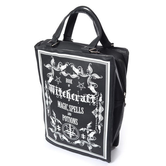 Witchcraft Gothic Bag Ladies Blac