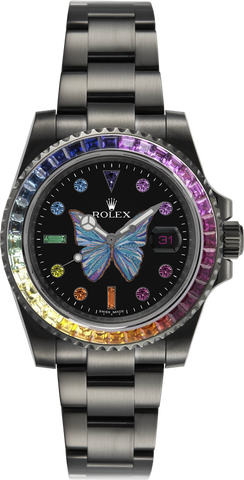 Submariner Date: Butterfly