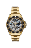 Deep Sea Gold Dweller Diamond MKI Titan Black USA