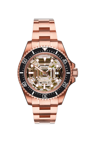 Deep Sea Rose Dweller Cognac Titan Black USA