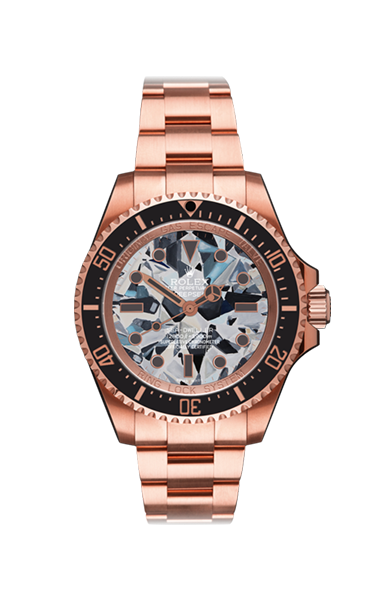 Deep Sea Rose Dweller Diamond MKIII Titan Black USA