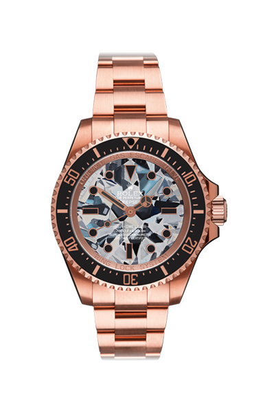 Deep Sea Rose Dweller Diamond MKII Titan Black USA