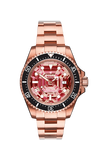 Deep Sea Rose Dweller Ruby MKII Titan Black USA