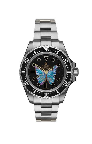 Rolex Deep Sea: Butterfly Titan Black USA