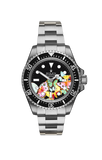 Rolex Deep Sea: Ashley Longshore Swarm. Titan Black USA
