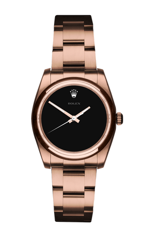 Rolex Oyster Perpetual: Rose
