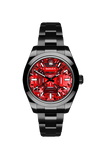 Rolex Milgauss: Ruby Titan Black USA