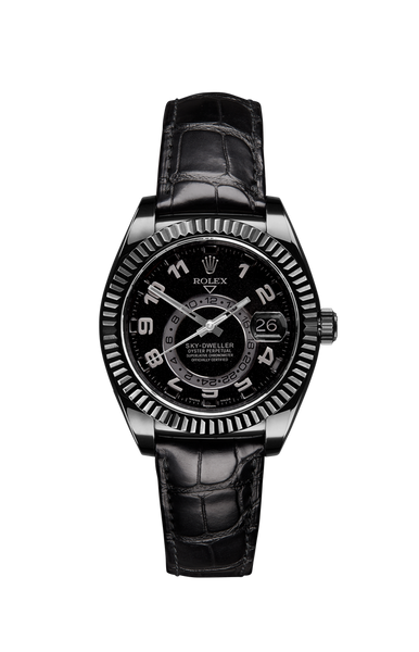 Rolex Sky-Dweller: Night Sky Titan Black USA