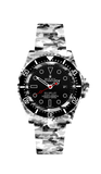 Rolex Sea Dweller: Snow Camo Titan Black USA