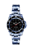 Rolex Submariner Date: Blue Camo Titan Black USA