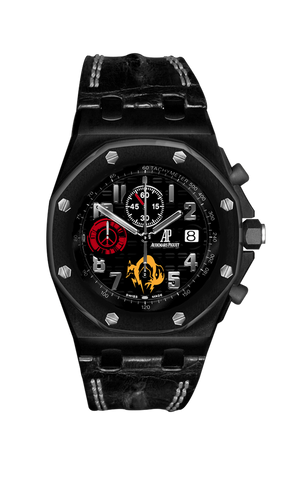 Audemars Piguet Offshore: MGS Titan Black USA