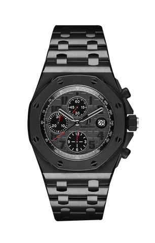 Audemars Piguet Offshore: Nighthawk Titan Black USA