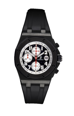 Audemars Piguet Offshore: Tour Auto Titan Black USA