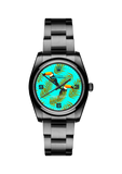 Rolex Oyster Perpetual: Tropical Titan Black USA