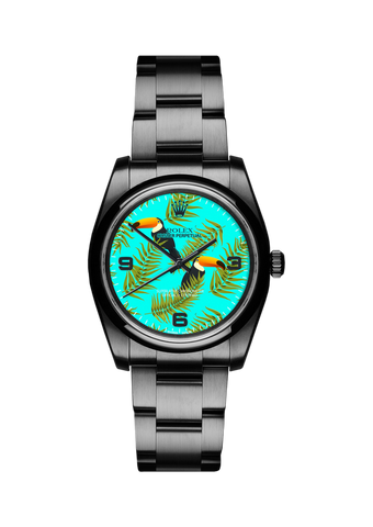 Rolex Oyster Perpetual: Tropical