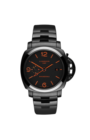 Panerai: Clockwork Orange Titan Black USA