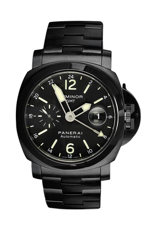 Panerai Luminor GMT PAM00297 TB I Titan Black USA