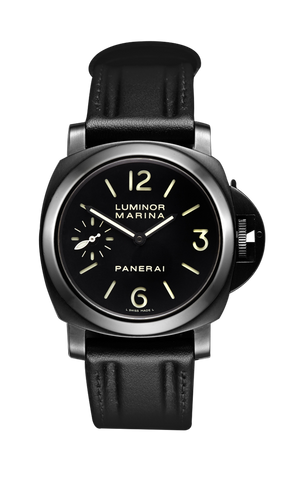 Panerai Luminor Marina PAM00111 TB: IV Titan Black USA