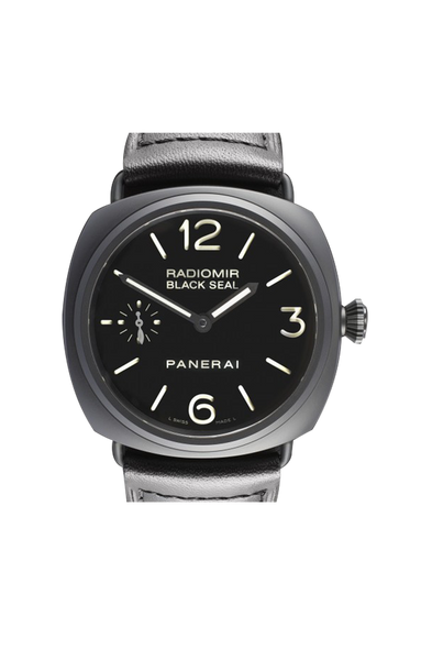 Panerai Radiomir Manual PAM00292 Black Seal Titan Black USA