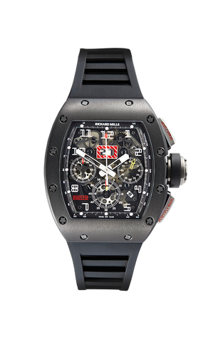 Richard Mille RM 011 Nemesis Titan Black USA