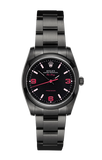 Rolex Air-King Vale Titan Black USA
