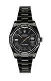 Rolex Datejust II Nero 116334 Titan Black USA