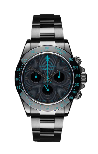 Rolex Daytona: Avatar 116520 Titan Black USA