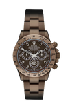 Rolex Daytona: Lathbridge by Patrick Cox 116520 Titan Black USA