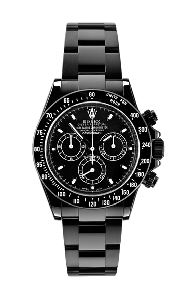 Rolex Daytona: Midnight Titan Black USA