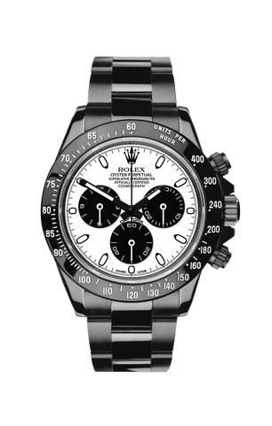 Rolex Daytona: Phantom Titan Black USA