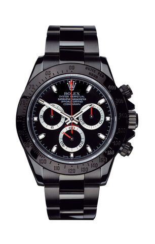 Rolex Daytona: Stealth Titan Black USA