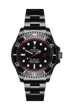 Rolex Deep Sea Deep Red Titan Black USA