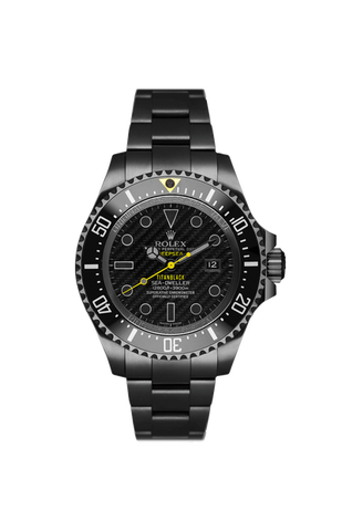 Rolex Deep Sea Hazard Titan Black USA