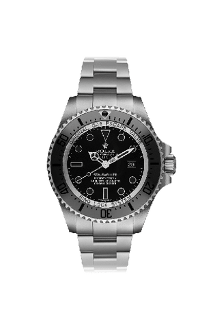 Rolex Deep Sea Night Fury Titan Black USA