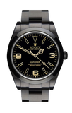 Rolex Explorer Oro Titan Black USA