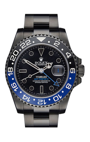 Rolex GMT II: Batman Titan Black USA
