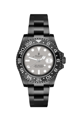 Rolex GMT II: Graphite Titan Black USA