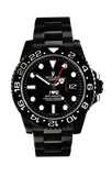Rolex GMT II: I LOVE U Titan Black USA