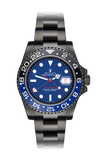 Rolex GMT II: Royale Titan Black USA