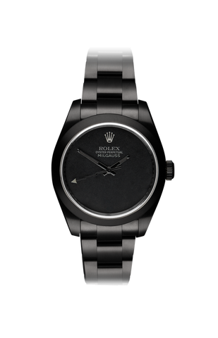 Rolex Milgauss: Dark Knight Titan Black USA