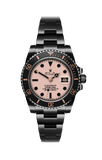 Rolex Submariner Date: Blush Titan Black USA